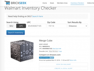 brick seek search